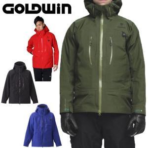 ゴールドウィン GOLDWIN スキーウェア ジャケット メンズ アリスジャケット Arris Jacket G01800P|himaraya