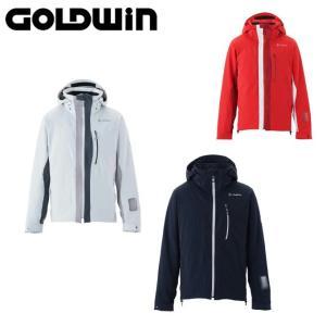 数量限定スキーウェア ゴールドウィン GOLDWIN スキーウェア ジャケット メンズ レディース G-Bliss Jacket G11810P|himaraya