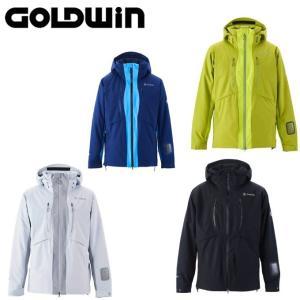 数量限定スキーウェア ゴールドウィン GOLDWIN スキーウェア ジャケット メンズ レディース Tellus Jacket G11813P|himaraya