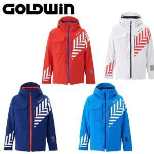 数量限定スキーウェア ゴールドウィン GOLDWIN スキーウェア ジャケット メンズ レディース Baro Jacket G11820P|himaraya