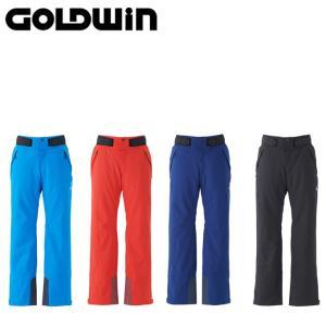 数量限定スキーウェア ゴールドウィン GOLDWIN スキーウェア パンツ メンズ レディース Stream Pants G31821P|himaraya
