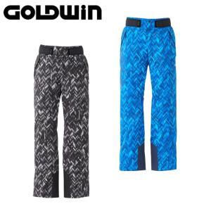 数量限定スキーウェア ゴールドウィン GOLDWIN スキーウェア パンツ メンズ レディース Ray Pants G31822P|himaraya