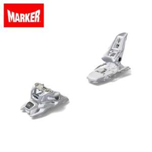 マーカー MARKER スキービンディング メンズ レディース スクワイア SQUIRE 11 ID WH 110mm|himaraya