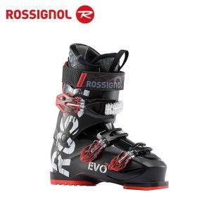 ロシニョール ROSSIGNOL スキーブーツ メンズ EVO 70 BLACK/RED RBH8160|himaraya