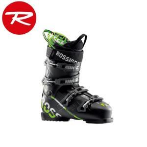 ロシニョール ROSSIGNOL スキーブーツ メンズ SPEED 80 BLACK GREEN RBH8050|himaraya