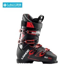 ラング LANGE スキーブーツ メンズ SX 90 tr. black-red LBH6040|himaraya