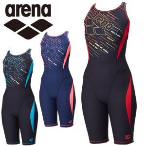 アリーナ arena トレーニング水着 ハーフスパッツ レディース タフハーフスパッツ FSA-8628W