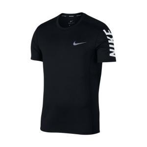 ナイキ スポーツウェア 半袖Tシャツ メンズ グラフィック ランニングトップス 928378-010 NIKE|himaraya