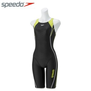 スピード speedo トレーニング水着 レディース Lap Swim スパッツスーツ SD58N13|himaraya