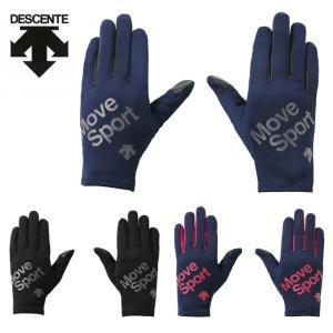 デサント DESCENTE 手袋 メンズ レディース フィールドグローブ DMAMJD91