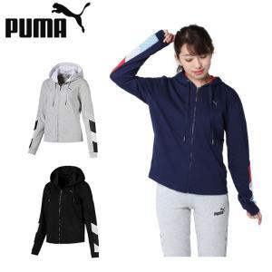 プーマ PUMA スウェットジャケット A.C.E. スウェット ジャケット レディース 517557|himaraya