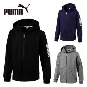 プーマ スウェットジャケット ジュニア REBEL フーデッドスウェットジャケット 853684 PUMA