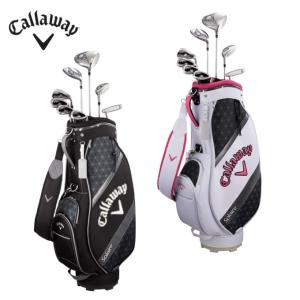 キャロウェイ Callaway ゴルフ セットクラブ レディース ソレイル パッケージセット|himaraya