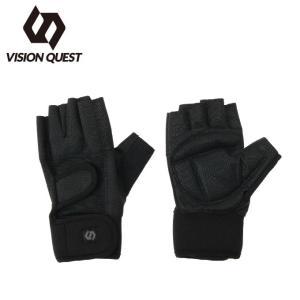 ビジョンクエスト VISION QUEST トレーニンググローブ メンズ レディース ダンベル用 トレーニンググローブ VQ580107H06|himaraya