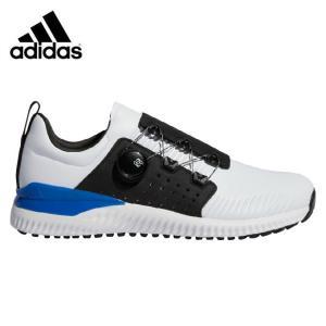 アディダス ゴルフシューズ スパイクレス メンズ adicross bounce Boa アディクロス バウンス ボア F33573 WI967 adidas|himaraya