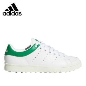 アディダス ゴルフシューズ スパイクレス レディース アディクロス クラシック D97784 WI992 adidas himaraya