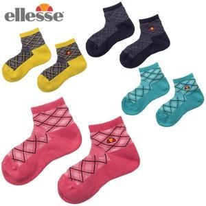 エレッセ ellesse ソックス レディース 90レディースショートソックス Ladies Short Socks Women's EAC0852L|himaraya