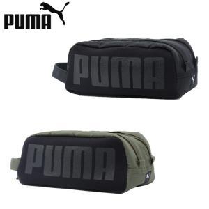プーマ ポーチ メンズ  ゴルフ ツイル 867740 PUMA himaraya