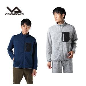 ビジョンピークス VISIONPEAKS フリース メンズ  VP171102H52|himaraya
