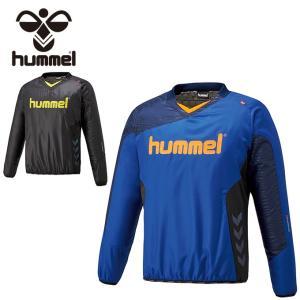 ヒュンメル hummel サッカーウェア ピステトップ ジュニア 裏付きピステトップス HJW4181|himaraya