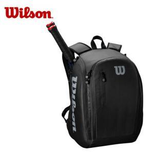 ウィルソン テニス バドミントン ラケットリュック 2本 TOUR BACKPACK BKGY ツアー バックパック WRZ843995 Wilson メンズ レディース|himaraya