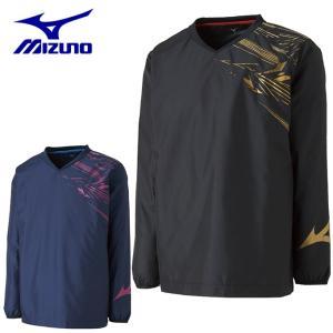 ミズノ バレーボール ピステ 長袖 メンズ レディース ブレーカーシャツ V2ME8511 MIZUNO|himaraya