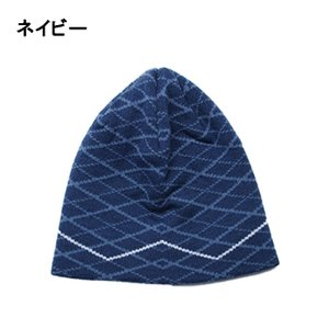 スリクソン SRIXON ゴルフ ニット帽 メンズ デザインビーニー SMH8168L|himaraya|03