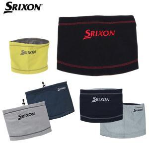 スリクソン SRIXON ゴルフ ネックウォーマー メンズ リバーシブルネックウォーマー SMG8771|himaraya
