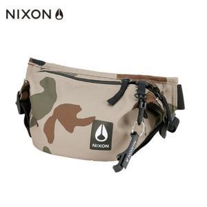 ニクソン NIXON ウエストバッグ メンズ レディース TRESTLES HIP PACK BAG トレスルズ ヒップパック C28511716|himaraya