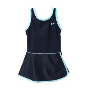 ナイキ スクール水着 ワンピース 女の子 ジュニア ガールズスカート 1981802 NIKE|himaraya
