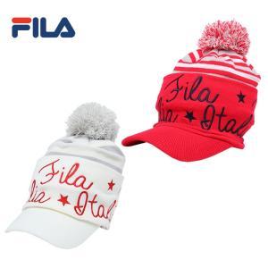 フィラ FILA ゴルフ ニット帽 レディース ビーニー 798-918|himaraya