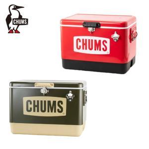 チャムス クーラーボックス 54 スチールクーラーボックス CH62-1283 CHUMS