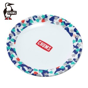 チャムス CHUMS 食器 皿 メラミンディナープレート CH62-1241|himaraya