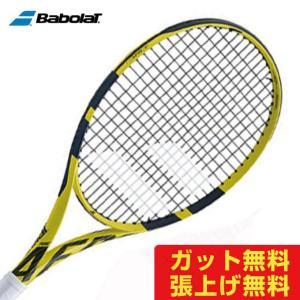 バボラ 硬式テニスラケット ピュアアエロライト BF101359 Babolat メンズ レディース|himaraya