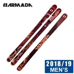 アルマダ ARMADA スキー板 フリースタイルスキー メンズ BDOG|himaraya
