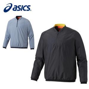 アシックス 野球 トレーニングウェア メンズ ゴールドステージ Vジャン LS 長袖 2121A005 asics|himaraya