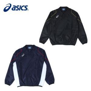 アシックス 野球 ウインドブレーカージャケットVネック ジュニア VジャンLS 2121A003J asics|himaraya