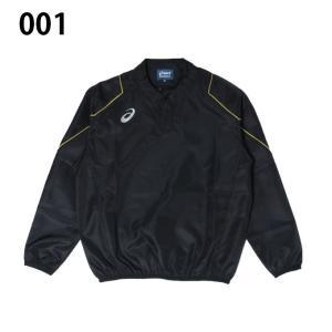 アシックス 野球 ウインドブレーカージャケットVネック ジュニア VジャンLS 2121A003J asics|himaraya|02