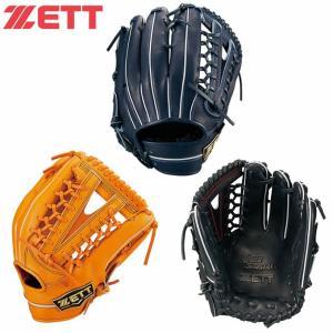 ゼット ZETT 野球 一般軟式グラブ 外野手用 メンズ ネオステイタス BRGB31917|himaraya