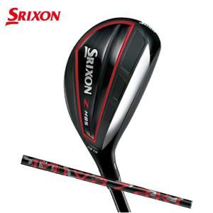 スリクソン SRIXON ゴルフクラブ ユーティリティ メンズ Z H85 ハイブリッド シャフト Miyazaki Mahana カーボン|himaraya