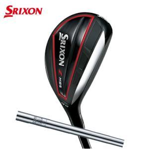 スリクソン SRIXON ゴルフクラブ ユーティリティ メンズ Z H85 ハイブリッド シャフト N.S.PRO 950GH DST スチール|himaraya