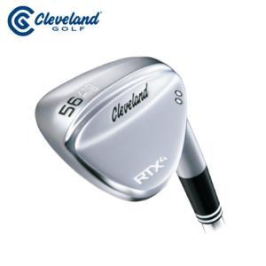 クリーブランド Cleveland ゴルフクラブ ウェッジ メンズ RTX4 ツアーサテン ウエッジ シャフト N.S.PRO 950GH スチール|himaraya