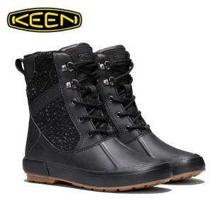 キーン KEEN スノーブーツ 冬靴 レディース ベレテア ウール ウォータープルーフ ウィンターブーツ 1019549 BK/RA|himaraya