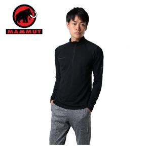 マムート MAMMUT アウトドア ジャケット メンズ PERFORMANCE Thermal Zip long Sleeve Men パフォーマンス サーマル 1016-00090 00150|himaraya