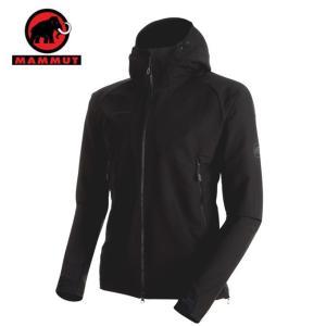 マムート MAMMUT アウトドア ジャケット メンズ Runbold Trail SO Hooded Jacket AF Men 1011-23001 0001|himaraya