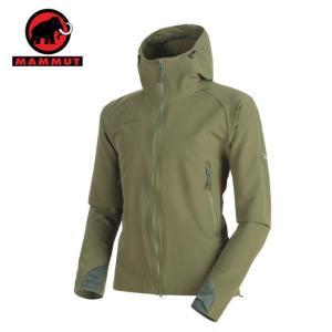 マムート MAMMUT アウトドア ジャケット メンズ Runbold Trail SO Hooded Jacket AF Men 1011-23001 4998|himaraya