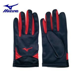 ミズノ ランニング 手袋 メンズ レディース レーシンググローブ U2MY850296 MIZUNO