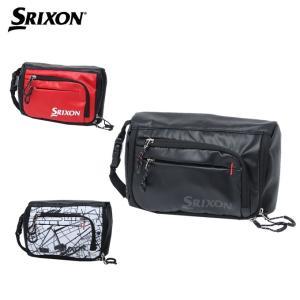 スリクソン SRIXON ポーチ メンズ レディース ラウンド GGF-B4012|himaraya