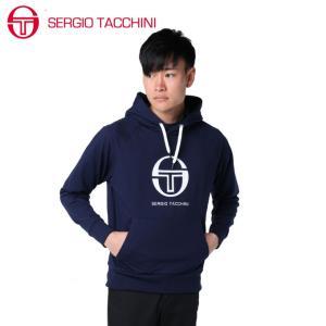 セルジオタッキーニ テニスウェア スウェットパーカー メンズ ST530315I01-NV SERGIO TACCHINI himaraya