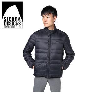 シェラデザイン SIERRA DESIGNS  ダウンジャケット メンズ 撥水DW JK 20926465 BK|himaraya